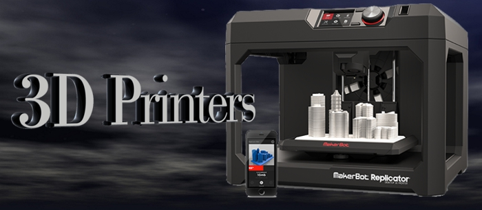 3D Printers by Psychsoftpc